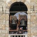 Santuario della Madonna della Coltura (Lenna): l'incastellatura restaurata