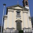 Luzzana (BG) Chiesa Parrocchiale di San Bernardino da Siena