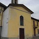 Cenate Sopra (BG) Chiesa di Santa Croce in Valpredina