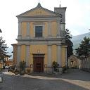 Monasterolo (BG) Chiesa Parrocchiale del SS. Salvatore (sec. XVIII)