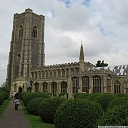 Campanile di Lavenham (Suffolk)