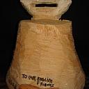 Campana in legno