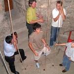 Concerto a distesa per la registrazione del CD L'Armonìa. 18 luglio 2004.