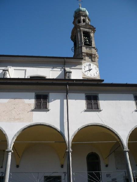 Chiesa parrocchiale di S. Maria Assunta e S. Marco Evangelista, Vertova