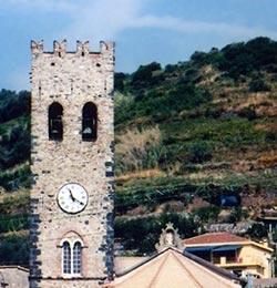 Il campanile di Monterosso