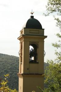 Il campanile di San Gallo