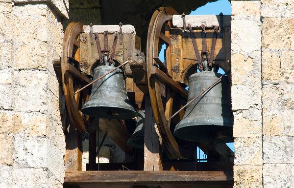 La seconda e la quinta campana