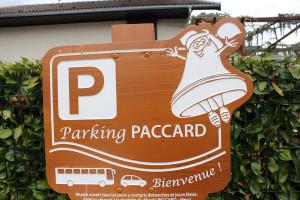 Ingresso della Fonderia Paccard