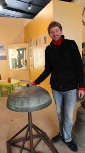 Campana antica da carillon
