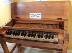 Tastiera per il suono a carillon
