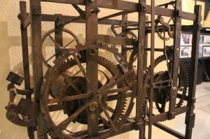 Orologio manuale da campanile