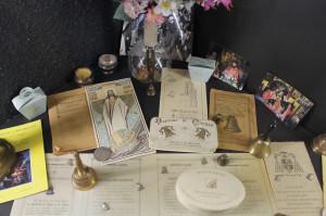 Documenti storici stampati in occasione della benedizione di campane nuove
