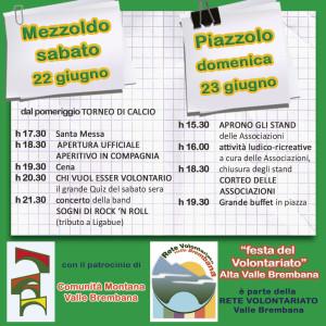 Programma Festa