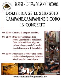 Manifesto Baresi 2013