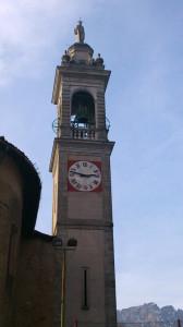 Il campanile di San Pietro d'Orzio