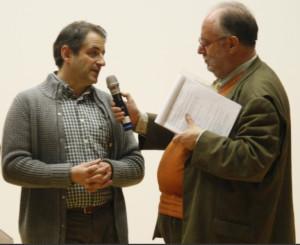 Baldovino Midali intervistato da Edoardo Raspelli