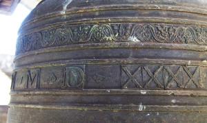 Campana di Marguzzo del 1540