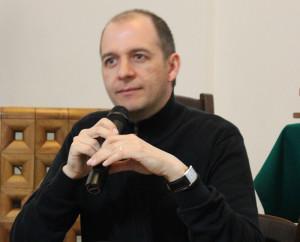 Il presidente della FCB Luca Fiocchi