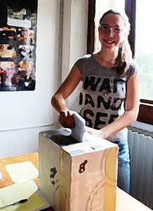 Foto-votazione