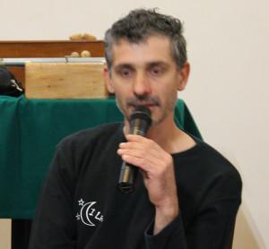 Il campanaro restauratore Massimo Ziliani
