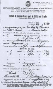 1943 - Atto requisizione