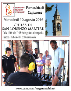 Manifesto Capizzone 2016